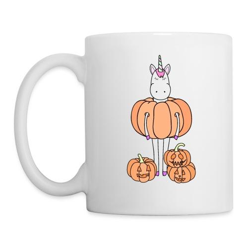 Unicorn & pumpkins - Tazza