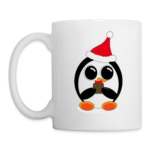 Pingouin - Mug blanc