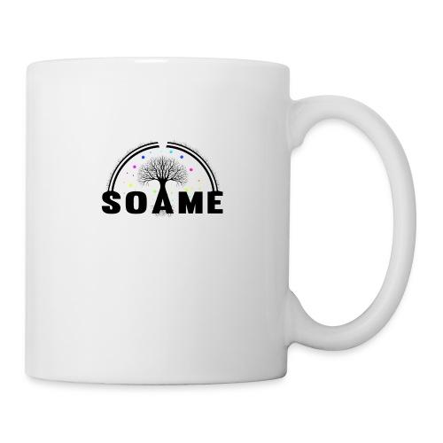 SOAME - Logo - Mug blanc