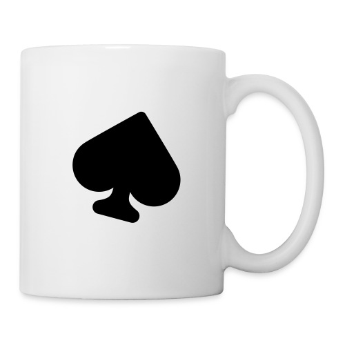 Deck of Cards logo - Mug