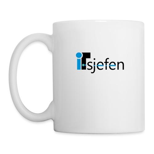 ITsjefen logo - Kopp