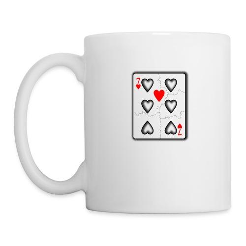 LOVERS N7 - Mug blanc