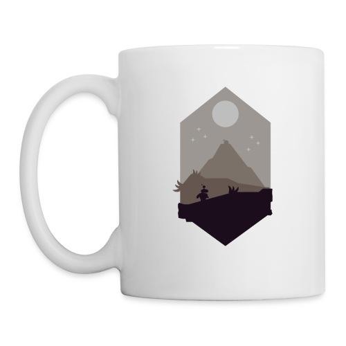 Mountain silhouette - Kopp