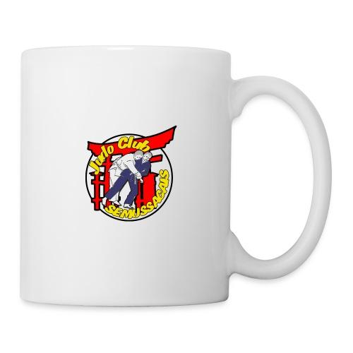 Judo-1 - Mug blanc