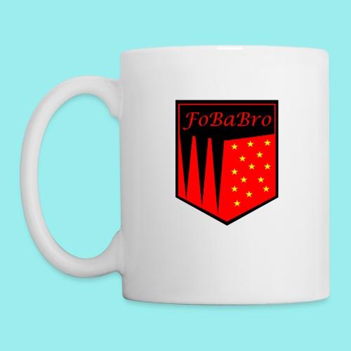 FoBaBro Wappen - Tasse