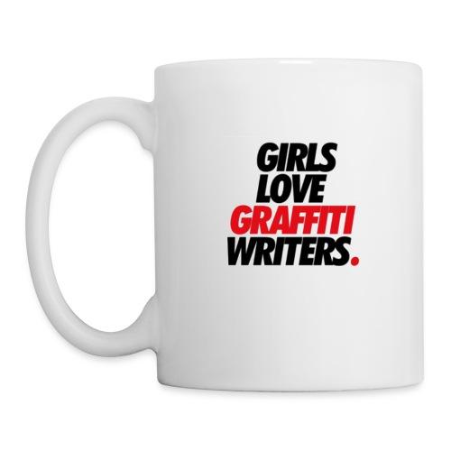 Graffiti-schriftzug - Tasse