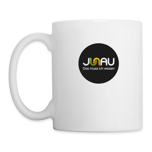 JUNAU - Das muss ich Wissen (rund) - Tasse