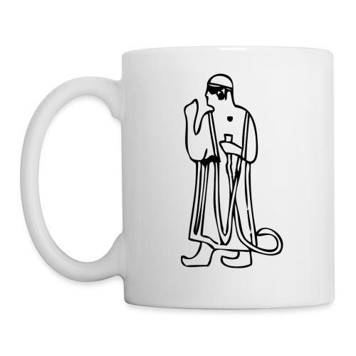 Muwatalli schwarz png - Mug