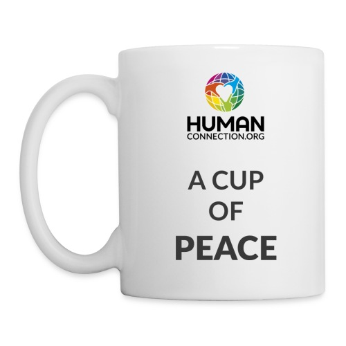 a cup of peace - Tasse
