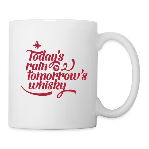 WWD Vert Logo - Mug