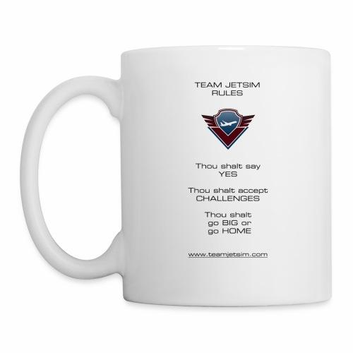 TJS RULES - Mug