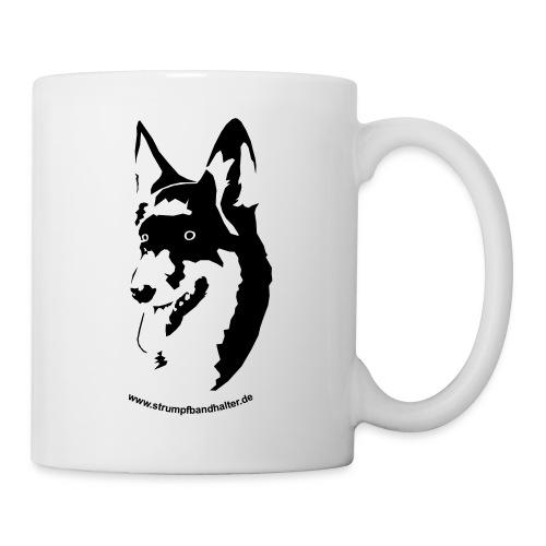 Tasse Hundekopf - Tasse