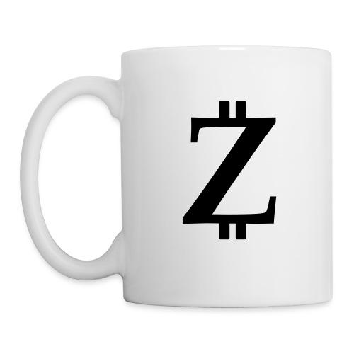 Big Z white - Mug