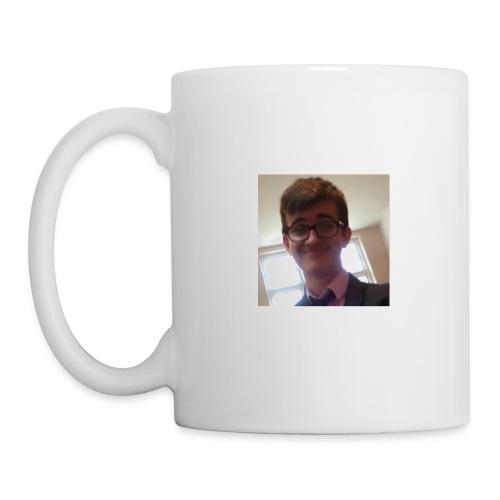 Anthony's mug and cushions to swallog you up! - Mug