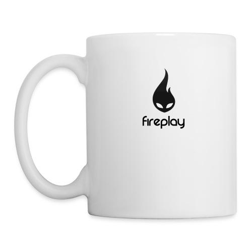 Fireplay - Mug blanc