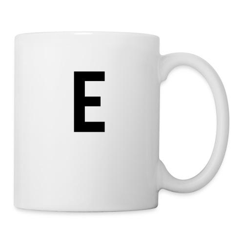 letter e 512 png - Mug