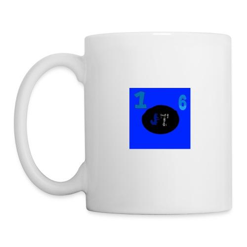 JakeyTruck16 special logo - Mug