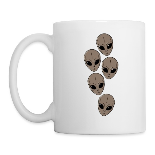 Petits-gris - Mug blanc
