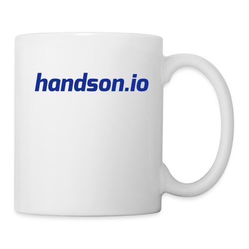 handson io - Mug blanc