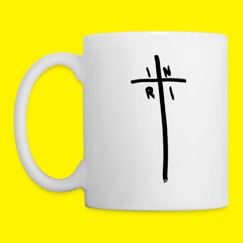 Cross - INRI (Jesus of Nazareth King of Jews) - Mug