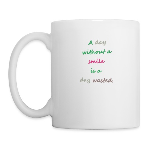 Say in English with effect - Mug