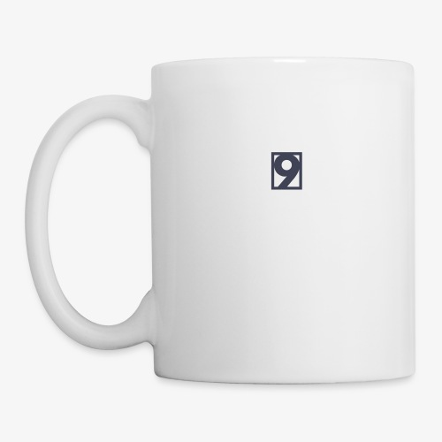 9 Clothing T SHIRT Logo - Mug