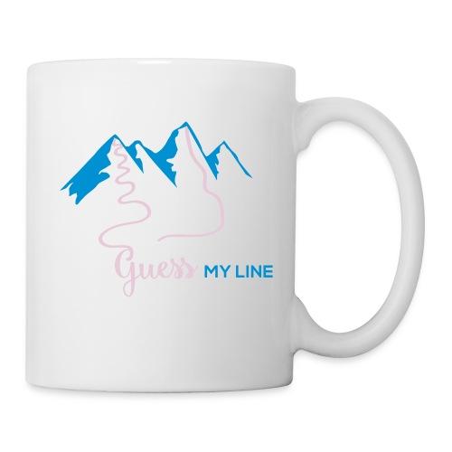 GUESSMYLINE - Tasse