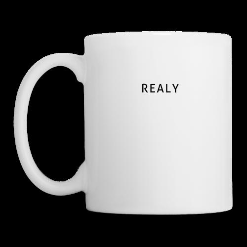 Realy desing - Tasse