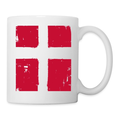 Danmark-mug - Kop/krus