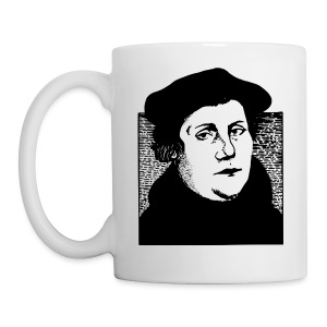 Plain Luther - Mug