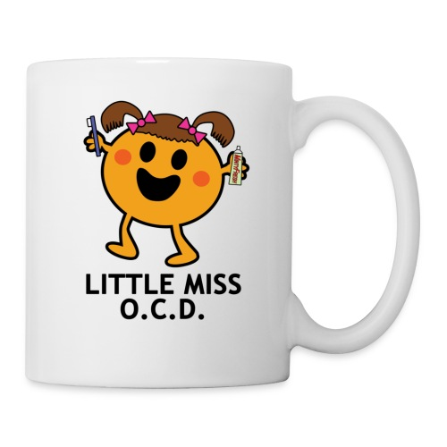 littlemissocd - Mug