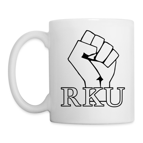 RKU näve - Mugg