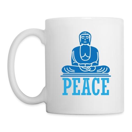 Buddha Meditating. - Mug