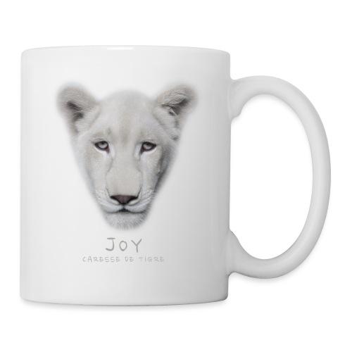 Joy portrait - Mug blanc