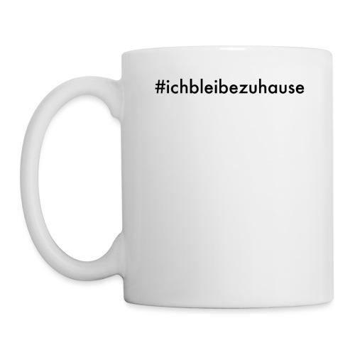#ichbleibezuhause - Tasse