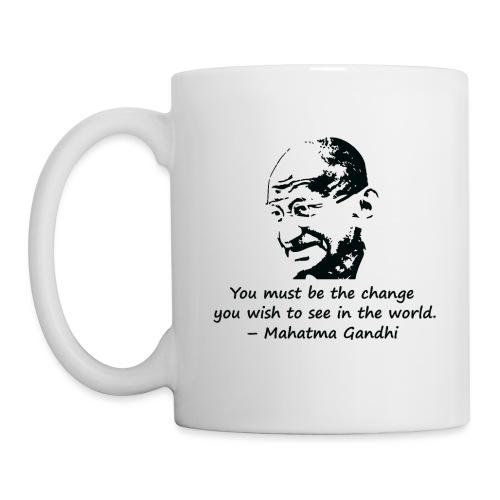 Be the Change - Mug