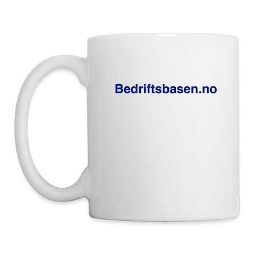 Bedriftsbasen.no logo - Kopp