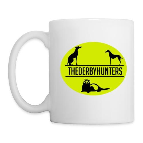 the derby hunters-yellow - Mug