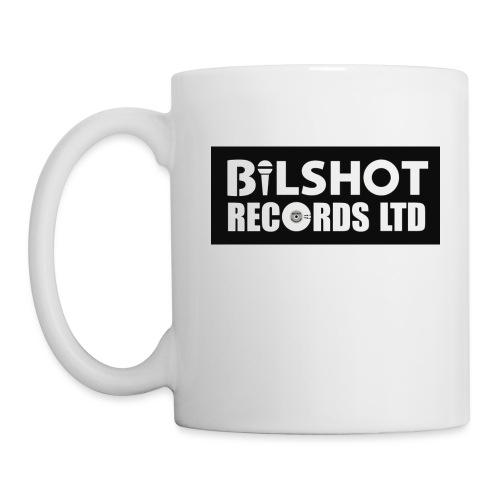 BILSHOT RECORDS HIP-HOP FINAL BLACK - Mug