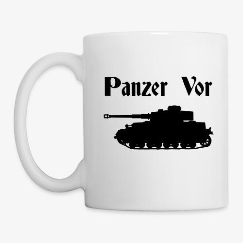 Panzer Vor ! - Mug blanc