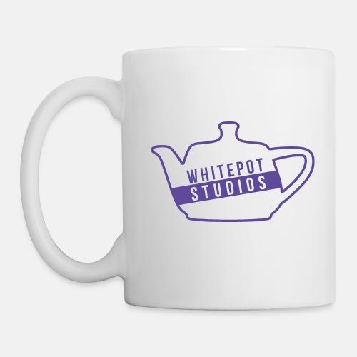 Whitepot Studios Logo - Mug