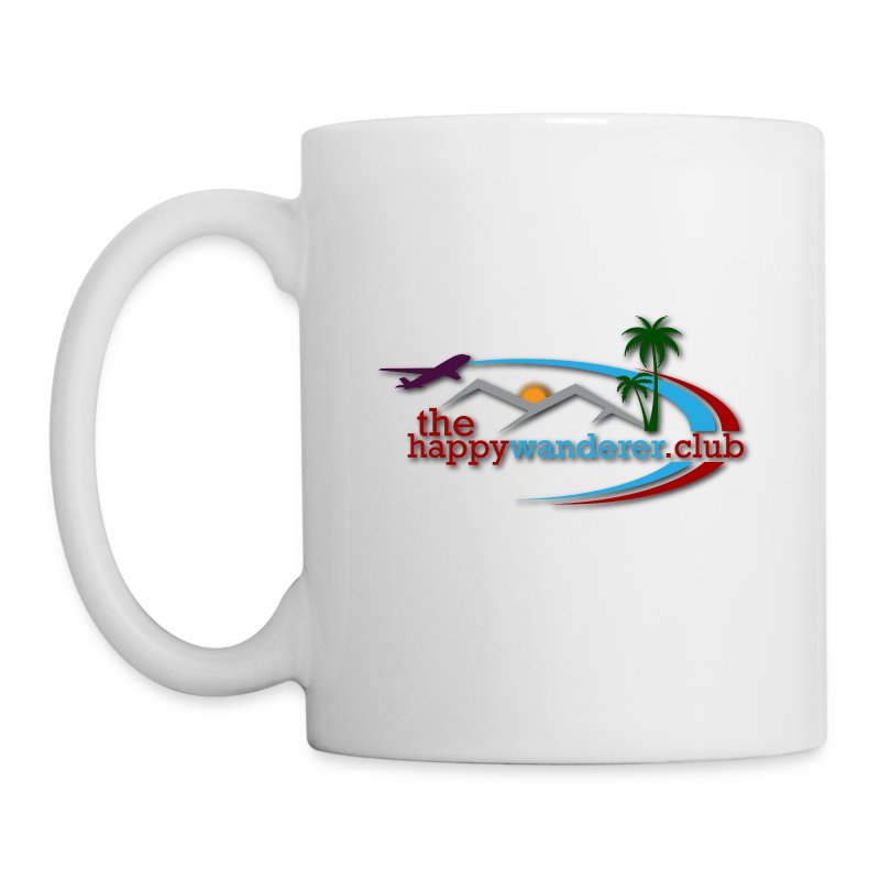 The Happy Wanderer Club Merchandise - Mug