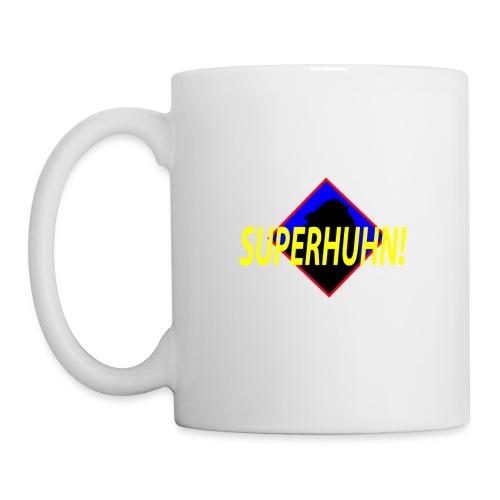 SuperHuhn :) - Tasse
