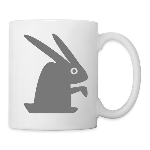 Lapin aux longues oreilles - Mug blanc