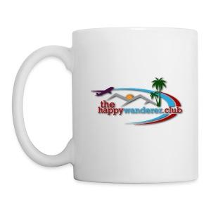 The Happy Wanderer Club Merchandise - Mug