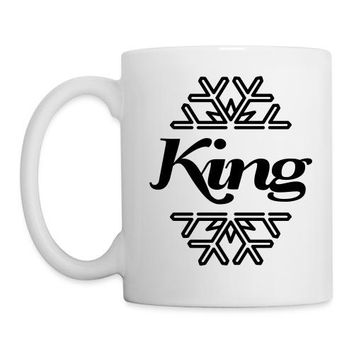 schneezeit King - Tasse