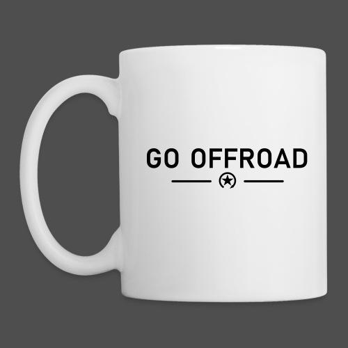 go offroad - Kubek