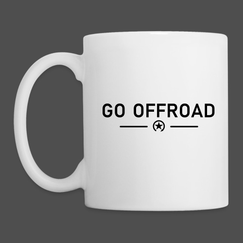 idź off-road - Kubek