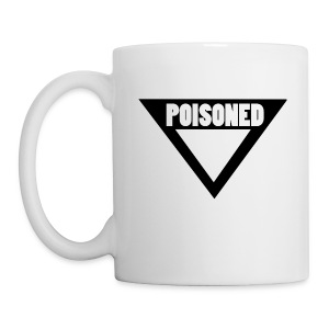 poisoned reverse-triangle - Tazza