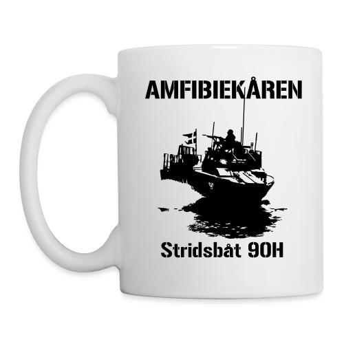 Amfibiekåren - Stridsbåt 90H - Mugg